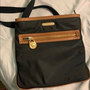 Nylon michael kors satchel